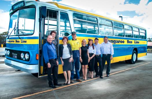Our People Kangaroo Bus Lines