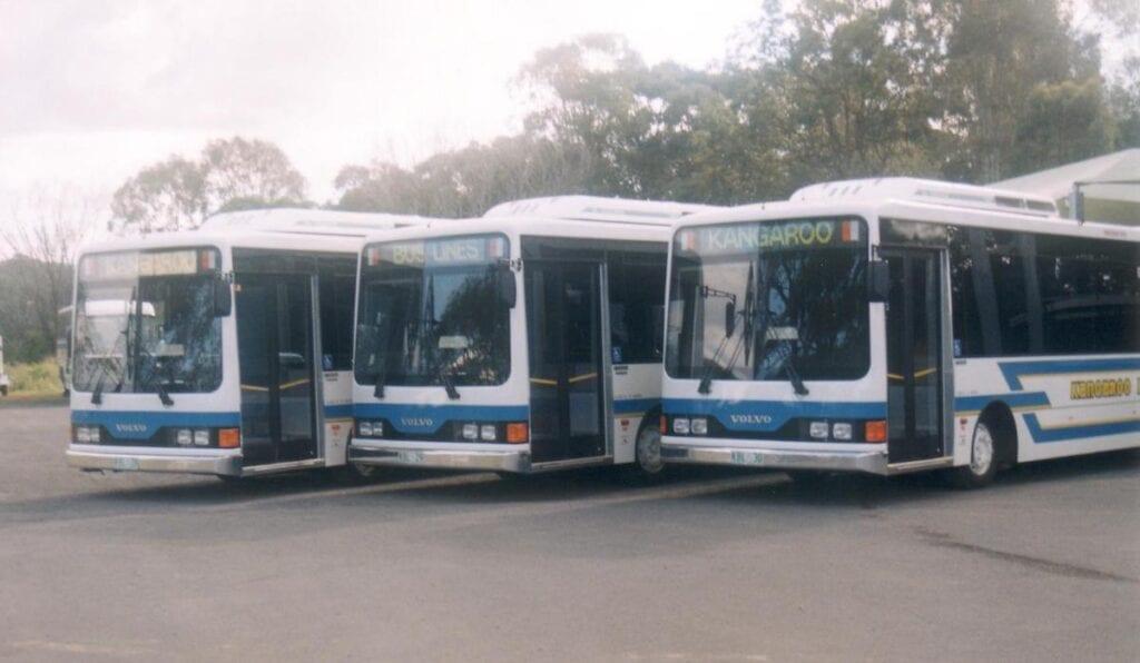 2000 Kangaroo Bus Lines