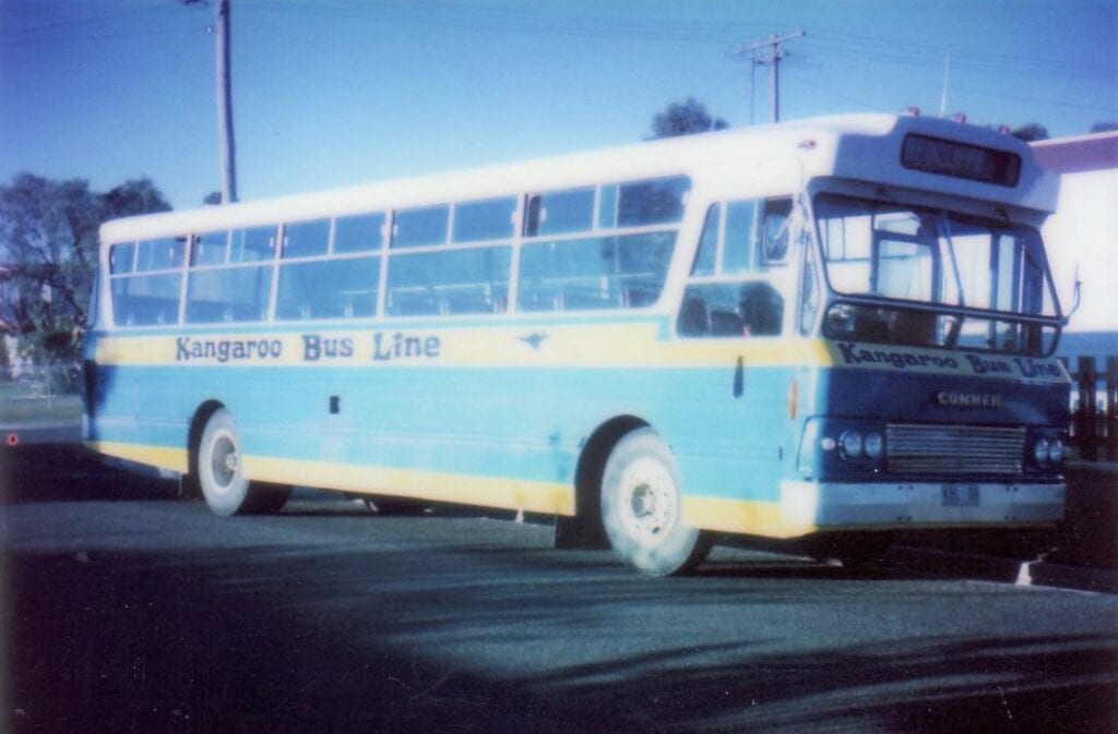 Our History Kangaroo Bus Lines