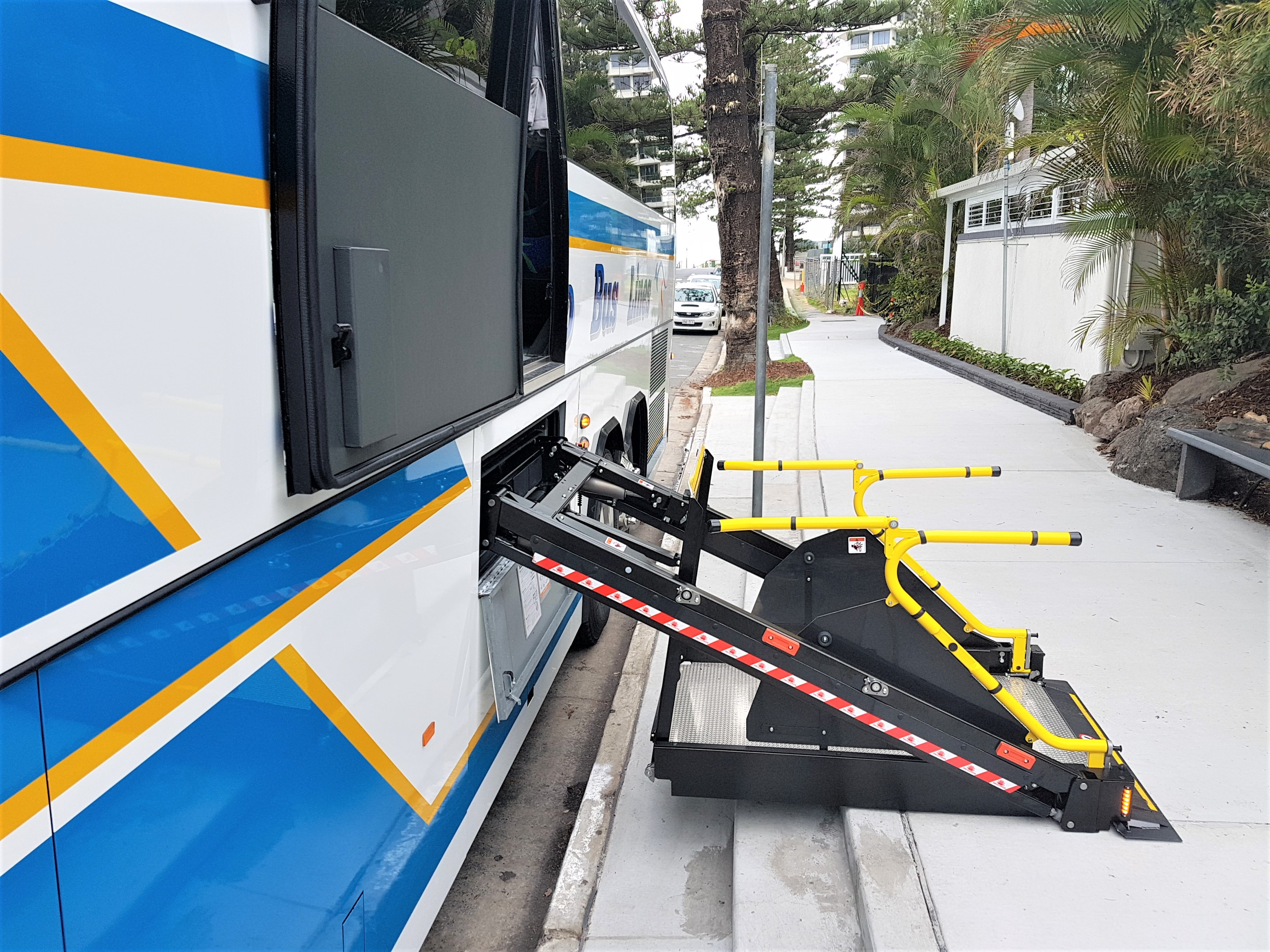 Accessibility Transport Kangaroo Bus Lines