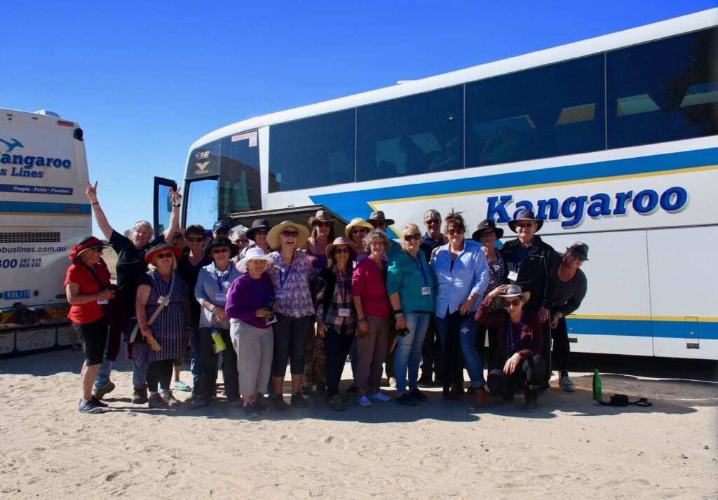 The Benefits of Creating Coach Tours for Grey Nomads & Seniors Kangaroo Bus Lines